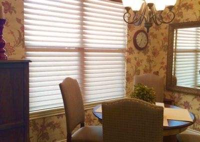 Blinds, Shades, Romans & Shutters